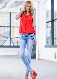 Lekkie jeansy 9