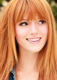 светло црвена коса која жели да иде 5