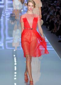 Lekkie letnie sukienki 2013 2