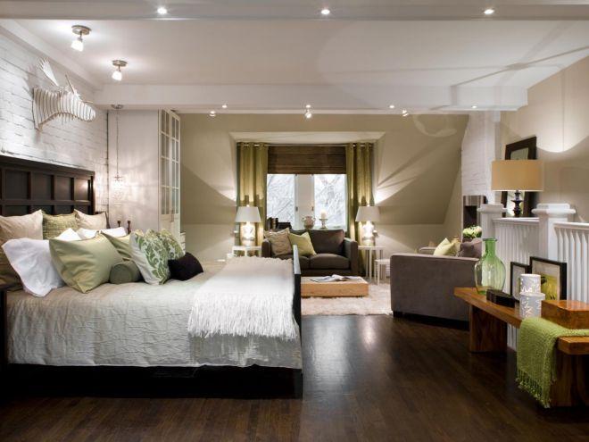 норма освещения в спальне