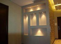 Osvjetljenje niša i vitraja u hodniku 2