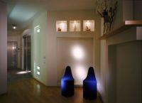 Osvjetljenje niša i vitraja u hodniku 3