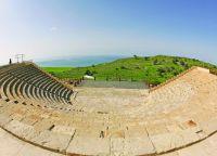 Останки древнего Акрополя - Лимассол