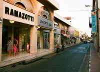 Торговая улица Анексартесиас