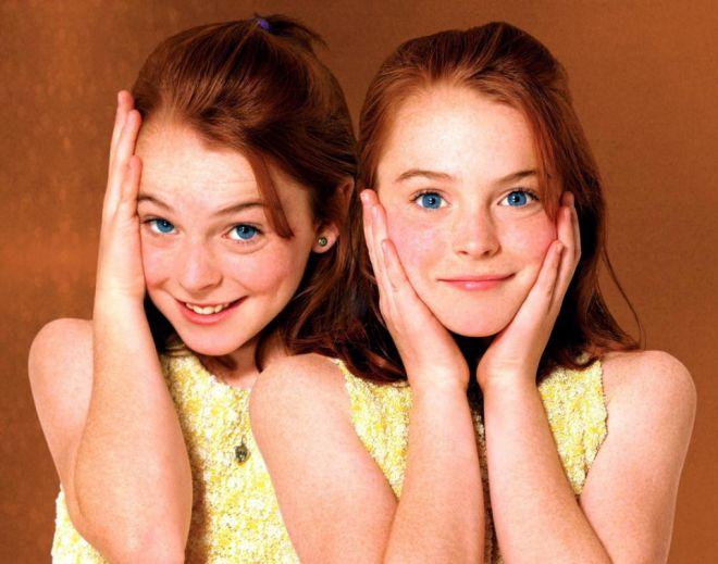 """Lidsy Lohan u filmu """"Zamka za roditelje"""""""