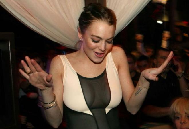 Lindsay Lohan simulira krađu telefona