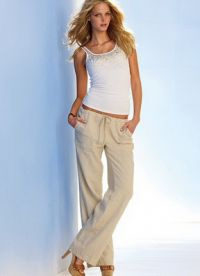 lanene hlače1