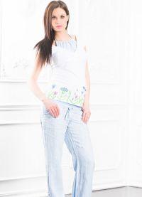 lanene hlače8