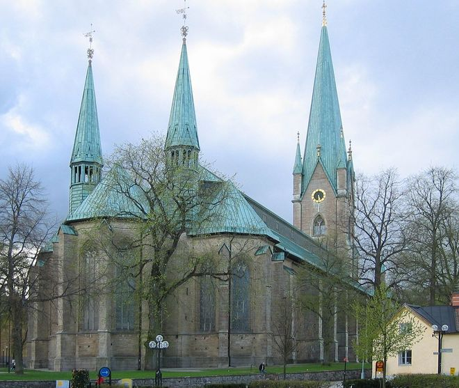 Кафедральный собор в Линчепинге