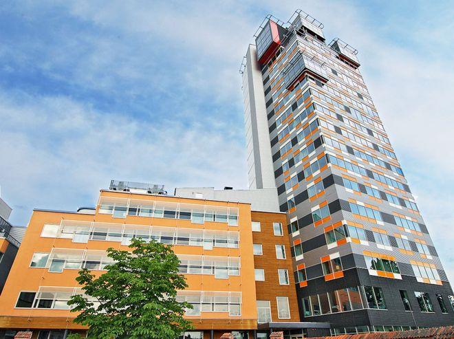 Отель Sky Apartments