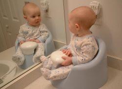 časté uvolněné stolice u kojenců