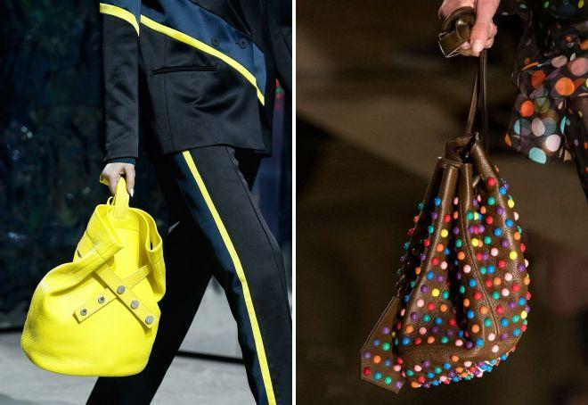 маленький рюкзак сумка