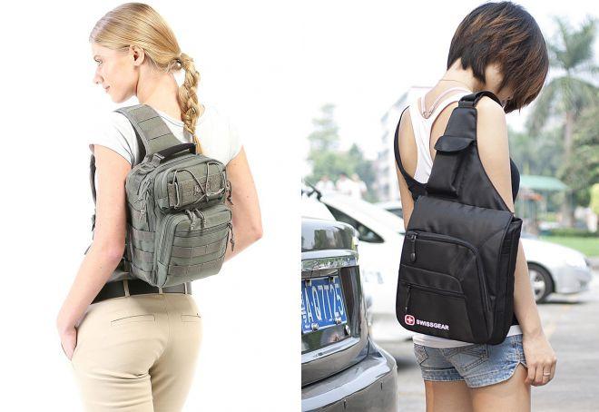 маленькие женские рюкзаки