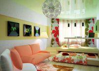 Salon sypialnia w jednym pokoju 4