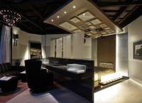 Salon sypialnia w jednym pokoju 5