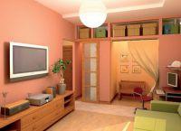 Pokój dzienny i pokój dziecinny w jednym pokoju1