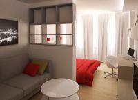 Pokój dzienny i pokój dziecinny w jednym pokoju2