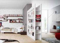 Pokój dzienny i pokój dziecinny w jednym pokoju8