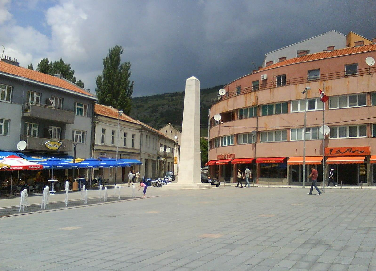 Livno Vodic Fotografija Razgledavanje Grada