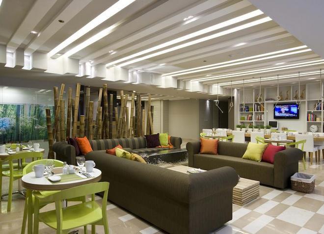 Дизайн-отель Sadot