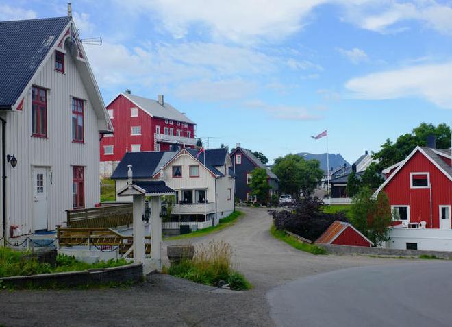 Деревня Хеннингсвэр