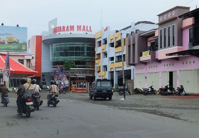 Город Матарам