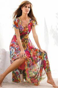 дугих шифонских хаљина 1