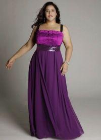 Дугачке хаљине за пуне жене 5