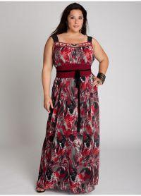 Дугачке хаљине за пуне жене 6