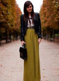 дугачке сукње пада 2013 2