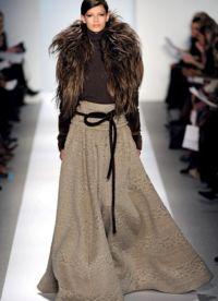 дугачке сукње пада 2013 6