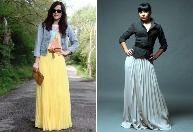 długie spódnice damskie