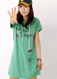 Дълги тениски за жени 4