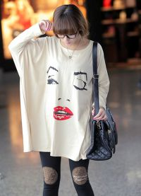 Дълги женски тениски 8
