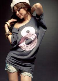 Дълги женски тениски 9