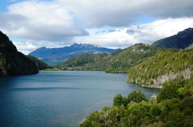 Озеро Верде