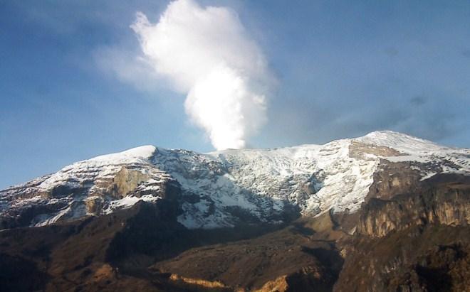 Вулканы Лос-Невадос