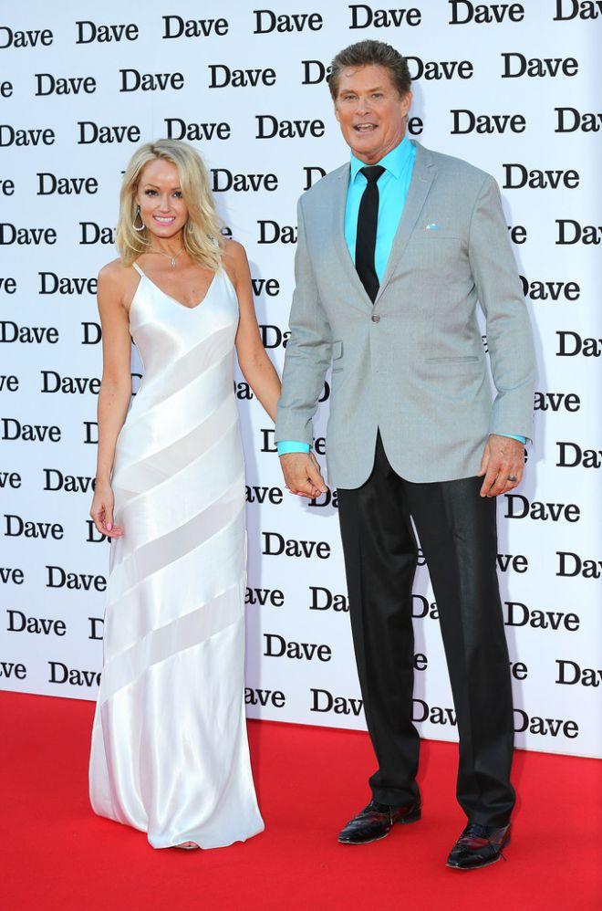 Хейли и Дэвид