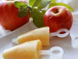 niskokaloryczne desery z jabłek