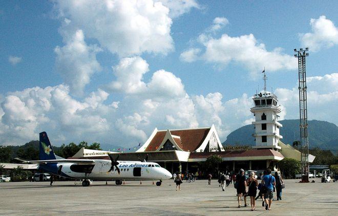 Международный аэропорт Луанг Прабанга