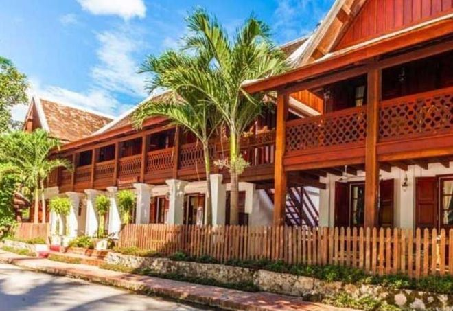 Отель Mekong Riverview