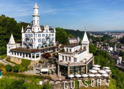 Отель Shateau Gutsch