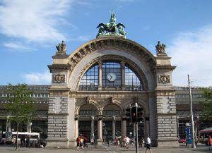 Железнодорожный вокзал Люцерна