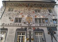 История города написана на фасадах его домов