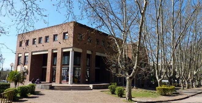 Здание Национального университета
