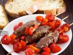 lulya кебап от говеждо месо в пещ