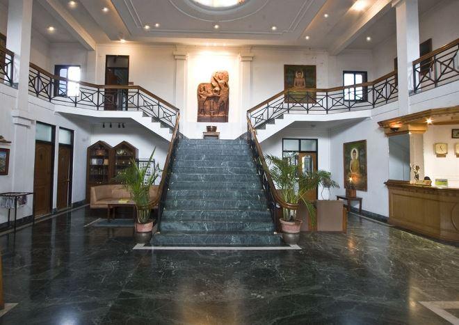 Отель Buddha Maya Garden