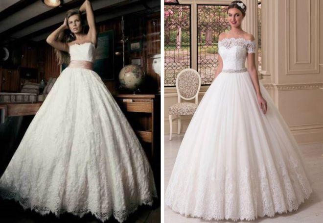 Krásné svatební šaty 11