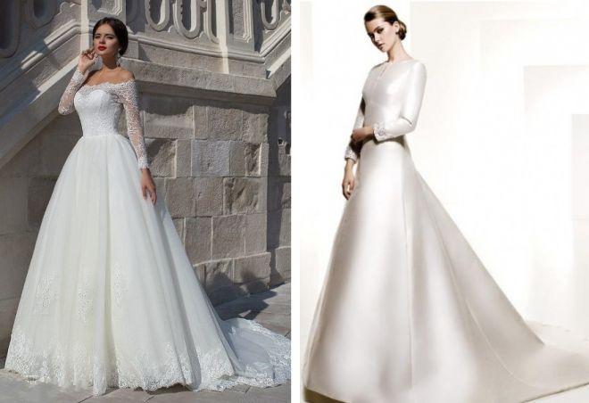 svěží svatební šaty 15