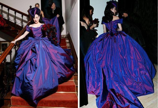 svěží svatební šaty 17